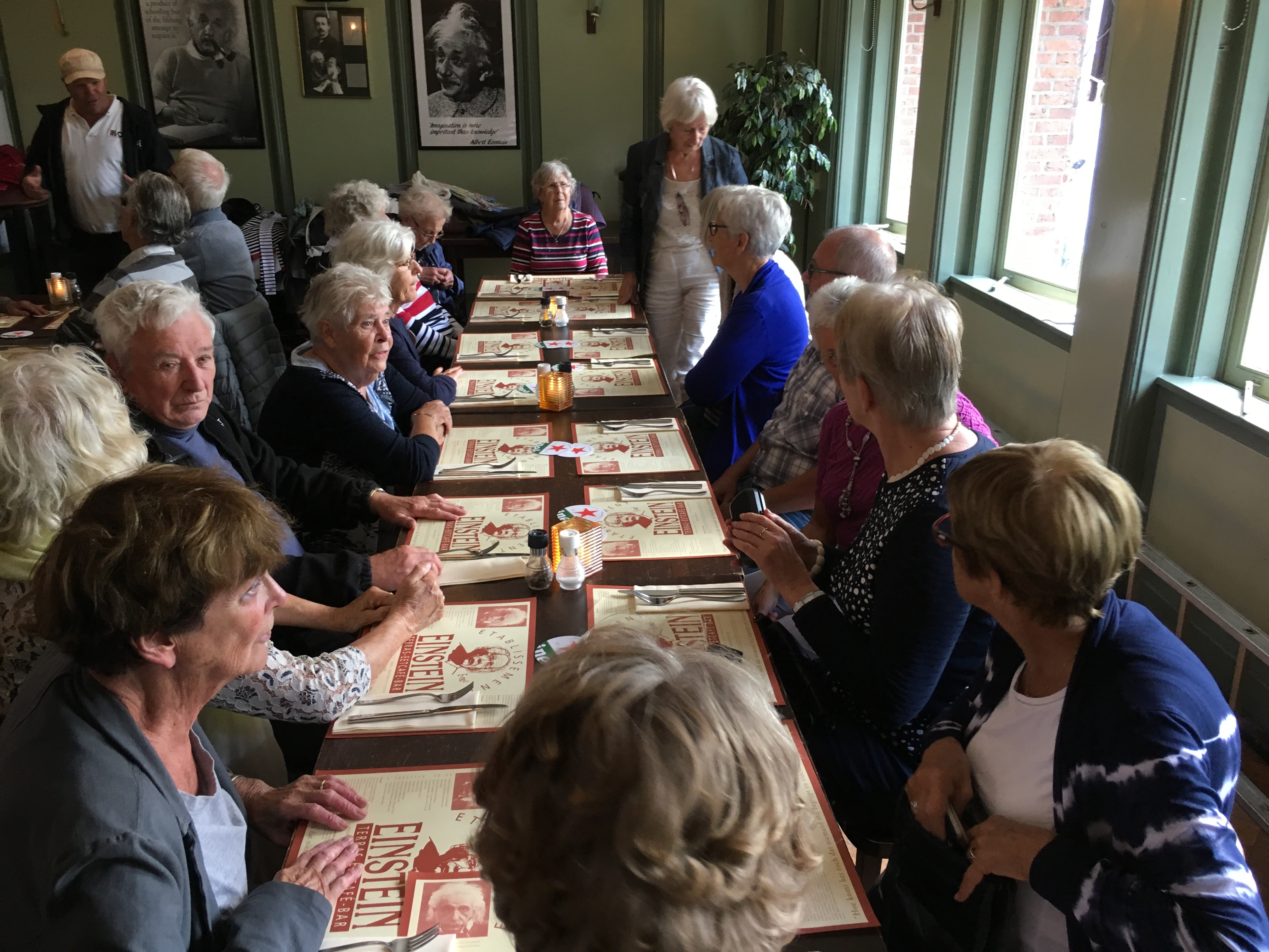 restaurant de Kromme Does in Hoogmade