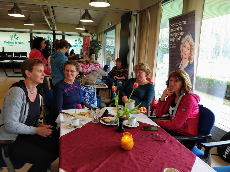 Ladies Day 2019 gezellig