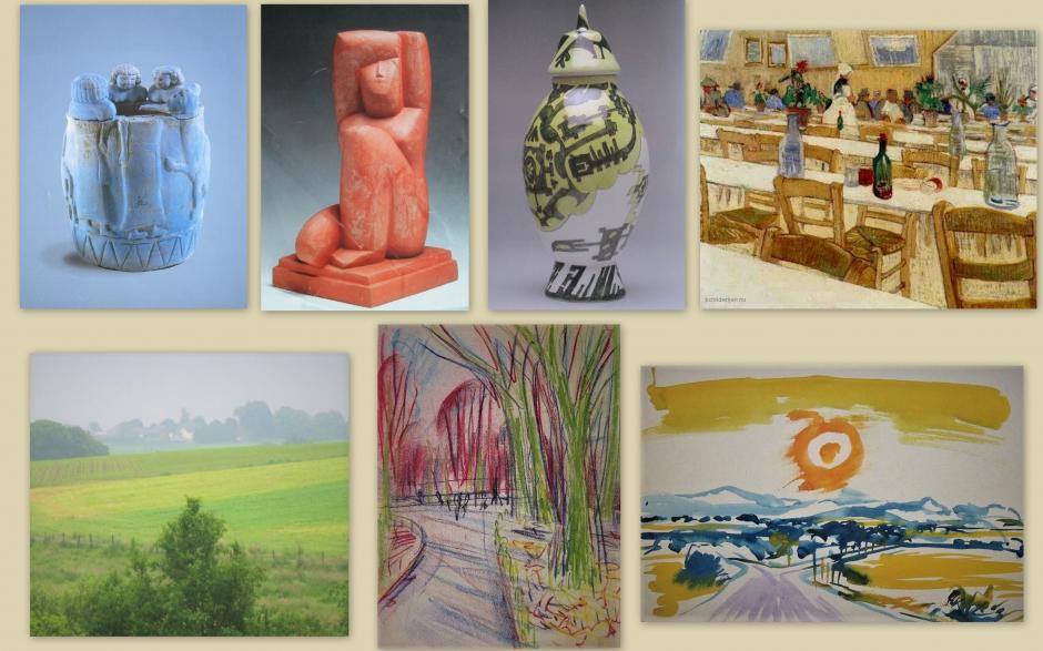 Ben Stolk: 7 objecten
