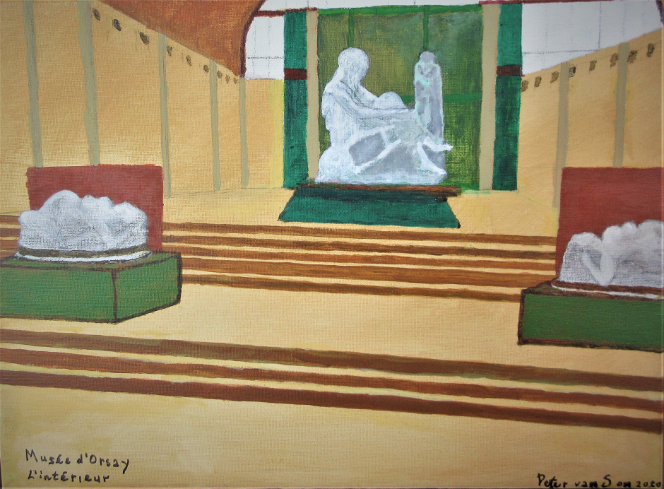 Peter van Son: Musee d'Orsay